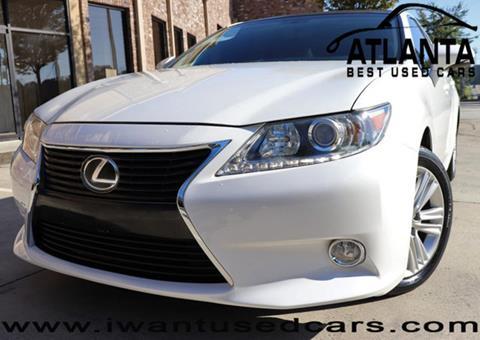 2015 Lexus ES 350 for sale in Norcross, GA