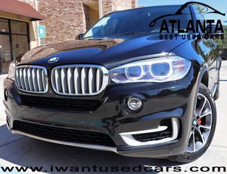 2016 BMW X5 for sale in Norcross, GA