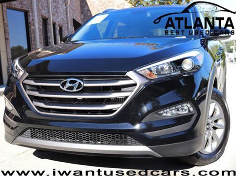 2016 Hyundai Tucson for sale in Norcross, GA