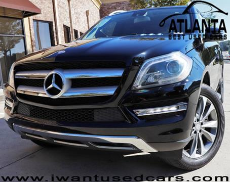 2014 Mercedes-Benz GL-Class for sale in Norcross, GA