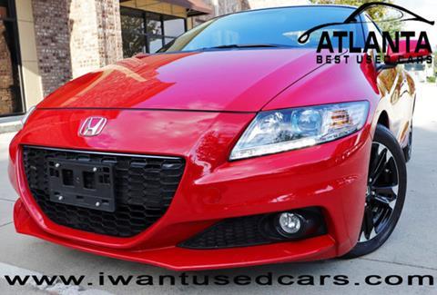 2015 Honda CR-Z for sale in Norcross, GA