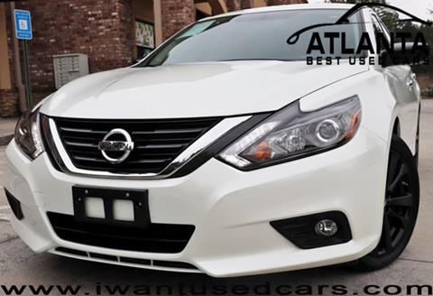 2017 Nissan Altima for sale in Norcross, GA
