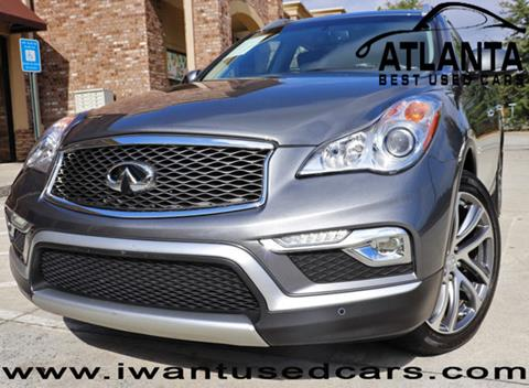 2016 Infiniti QX50 for sale in Norcross, GA