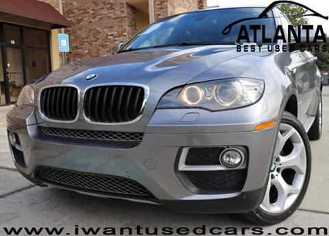 2014 BMW X6 for sale in Norcross, GA