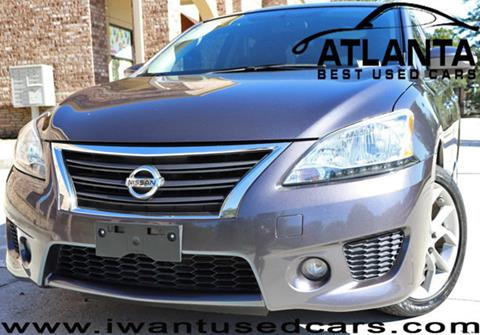 2015 Nissan Sentra for sale in Norcross, GA