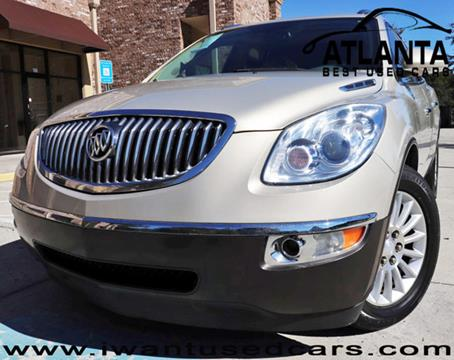 2008 Buick Enclave for sale in Norcross, GA
