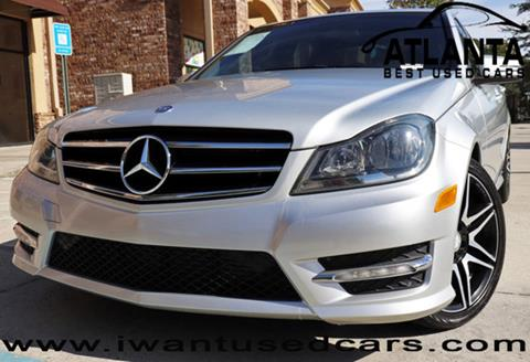2014 Mercedes-Benz C-Class for sale in Norcross, GA