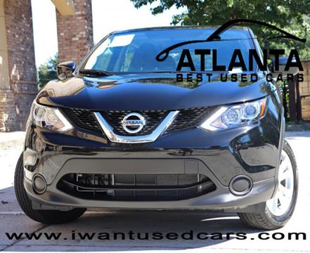 used nissan rogue for sale in georgia. Black Bedroom Furniture Sets. Home Design Ideas