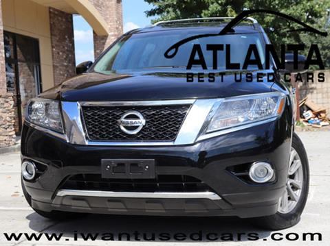 2014 Nissan Pathfinder Hybrid For Sale In Norcross, GA