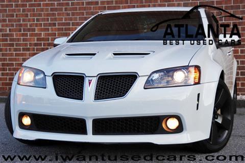 2008 Pontiac G8 for sale in Norcross, GA