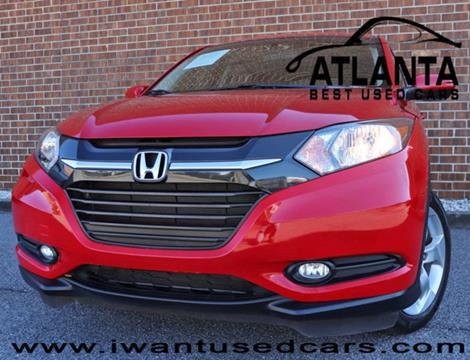 2016 Honda HR-V for sale in Norcross, GA