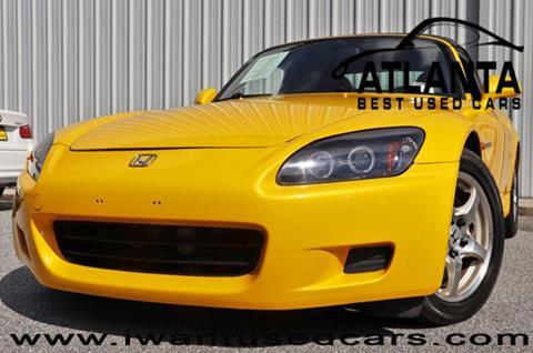 2003 Honda S2000 for sale in Norcross, GA