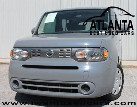 2014 Nissan cube for sale in Norcross, GA