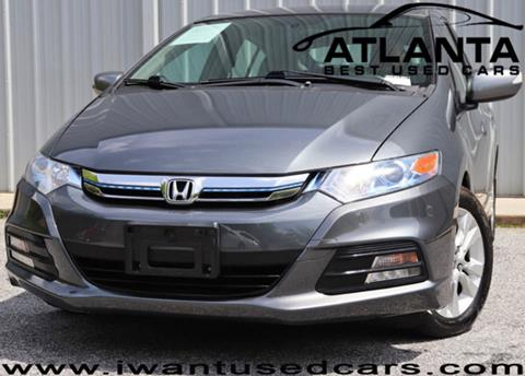 2013 Honda Insight for sale in Norcross, GA