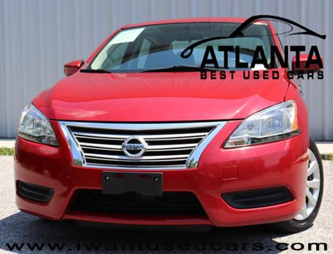 2014 Nissan Sentra for sale in Norcross, GA
