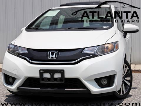 2017 Honda Fit for sale in Norcross, GA