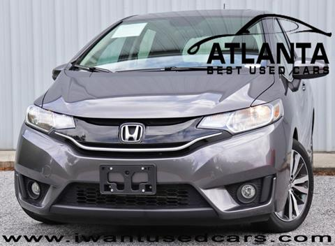2016 Honda Fit for sale in Norcross, GA
