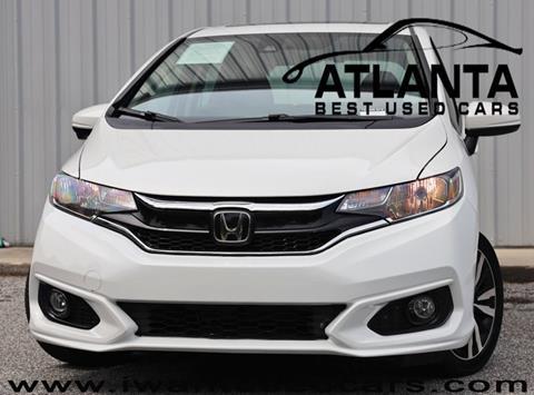 2018 Honda Fit for sale in Norcross, GA