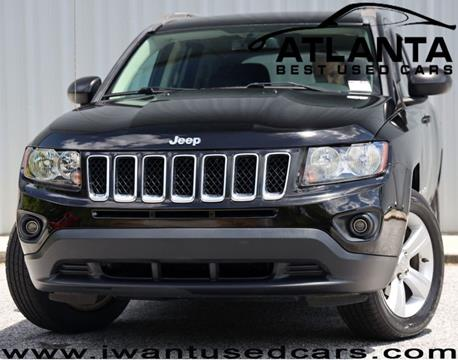 2016 Jeep Compass for sale in Norcross, GA