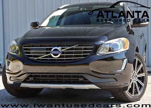 2016 Volvo XC60 for sale in Norcross, GA