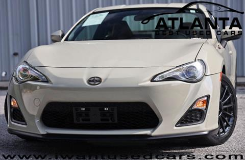 2016 Scion FR-S for sale in Norcross, GA