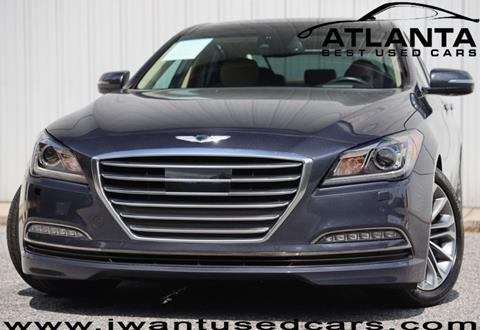 2017 Genesis G80 for sale in Norcross, GA