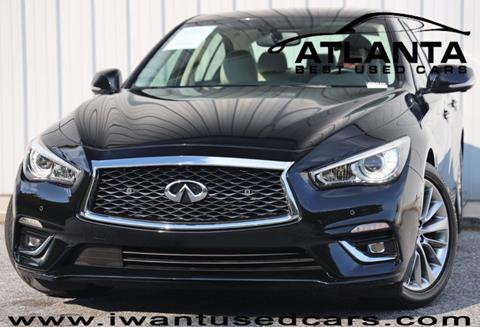2018 Infiniti Q50 for sale in Norcross, GA