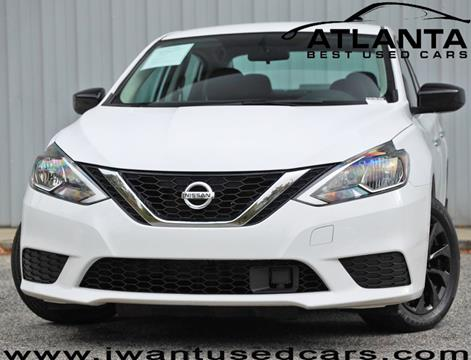 2018 Nissan Sentra for sale in Norcross, GA