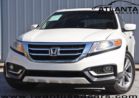 2015 Honda Crosstour for sale in Norcross, GA