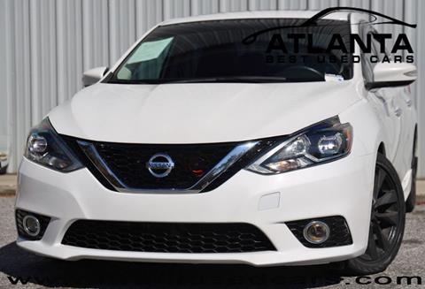 2017 Nissan Sentra for sale in Norcross, GA