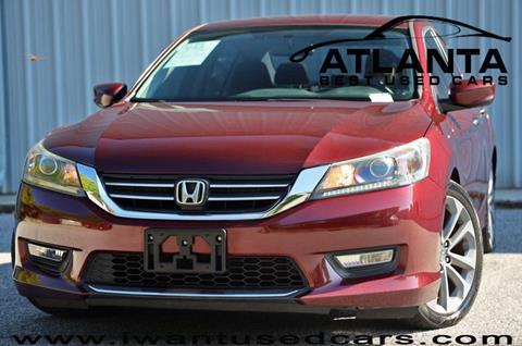 2013 Honda Accord for sale in Norcross, GA