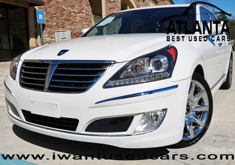 2011 Hyundai Equus for sale in Norcross, GA
