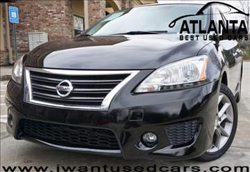 2013 Nissan Sentra for sale in Norcross, GA