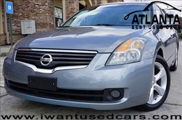 2009 Nissan Altima for sale in Norcross, GA