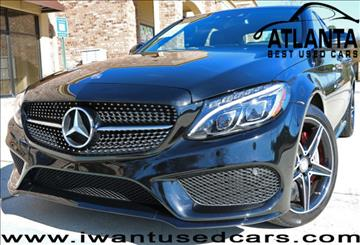 2016 Mercedes-Benz C-Class for sale in Norcross, GA