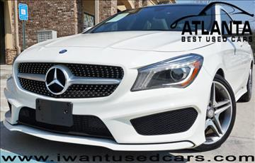 2014 Mercedes-Benz CLA for sale in Norcross, GA