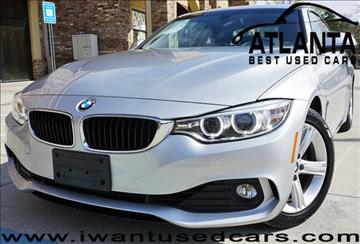 2014 BMW 4 Series for sale in Norcross, GA