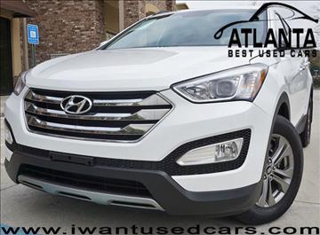 2014 Hyundai Santa Fe Sport for sale in Norcross, GA