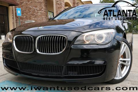 2012 BMW 7 Series for sale in Norcross, GA