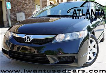 2010 Honda Civic for sale in Norcross, GA
