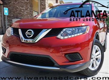 2015 Nissan Rogue for sale in Norcross, GA