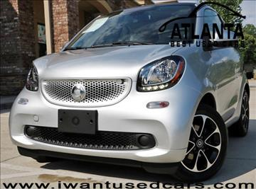 2016 Smart fortwo for sale in Norcross, GA
