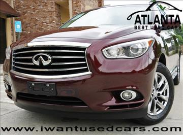 2014 Infiniti QX60 for sale in Norcross, GA