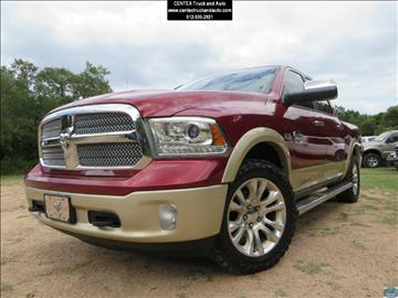 2013 RAM Ram Pickup 1500 for sale at Centex Truck and Auto in Dripping Springs TX