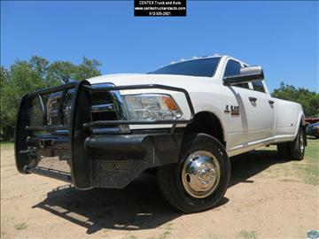 2015 RAM Ram Pickup 3500 for sale at Centex Truck and Auto in Dripping Springs TX