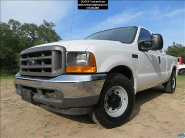 2000 Ford F-250 Super Duty for sale at Centex Truck and Auto in Dripping Springs TX