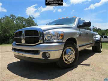 2008 Dodge Ram Pickup 3500 for sale at Centex Truck and Auto in Dripping Springs TX