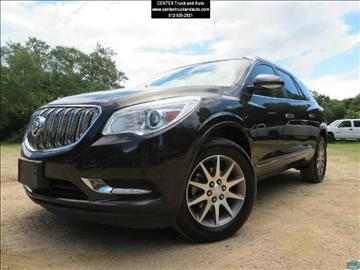 2014 Buick Enclave for sale at Centex Truck and Auto in Dripping Springs TX