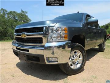 2008 Chevrolet Silverado 2500HD for sale at Centex Truck and Auto in Dripping Springs TX