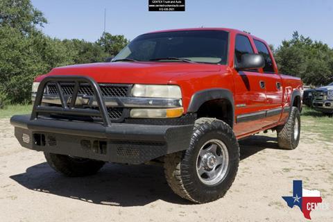 2001 Chevrolet Silverado 2500HD for sale in Dripping Springs, TX